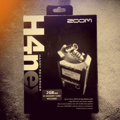 Zoom H4next Sound Filmmaking Zoom H4n