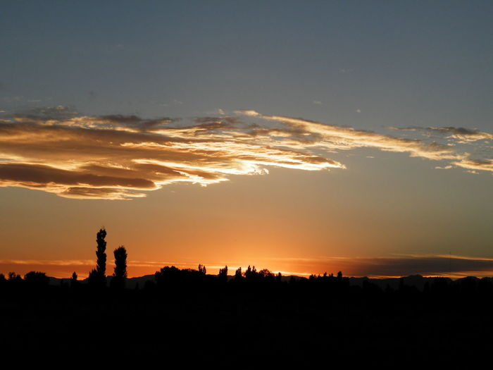 Argentina Atardecer Beauty In Nature Mendoza Argentina Nature Non-urban Scene Outdoors Popular Popular Photos San Rafael San Rafael Mendoza Silhouette Sol Sunset Tourism Tranquil Scene Tranquility