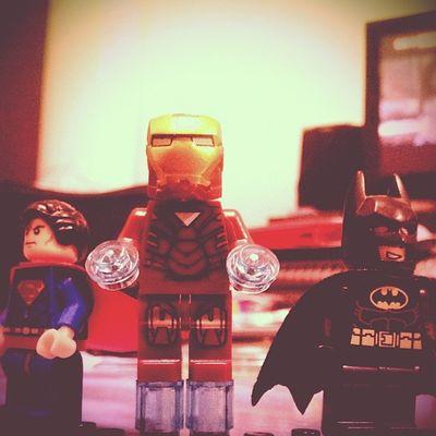 Created with @instantbotapp Instantbotapp Superman Ironman Batman