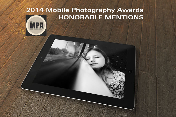 I am over the moon to be in the nominations with a honourable mention in the Mobile Photography Awards 2014 in the Transportation Category! Congrats to all the other artists and fantastic images! Shootermag Blackandwhite Public Transportation check out all great images http://mobilephotoawards.com/transportation-2014-mpa-results/
