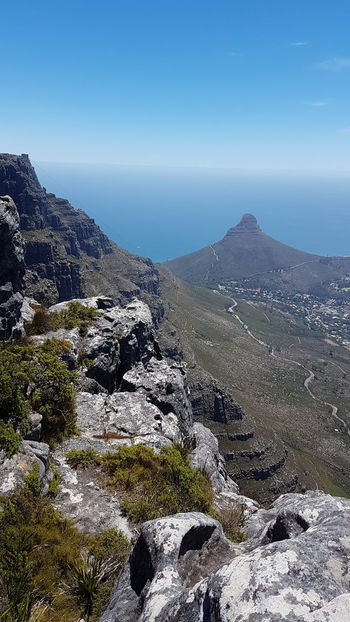 Table Mountain Cape Town, South Africa South Africa 🇿🇦 Breathtaking Panorama Western Cape God's Glory On Display  Beauty In Creation  Scenics Mountain Lion's Head Aerial Cableway Table Mountain Cable Car