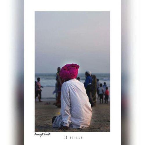 Loner Candid_shot Chandrabhaga