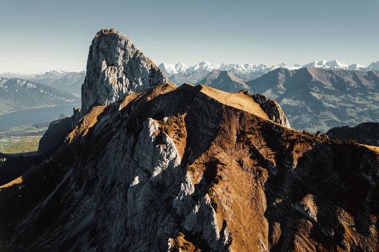 Aerial View Beauty In Nature Dronephotography Landscape Mountain Mountain Peak Mountain Range Nature Outdoors Peak Physical Geography Scenics Stockhorn Travel Destinations Lost In The Landscape Perspectives On Nature The Great Outdoors - 2018 EyeEm Awards