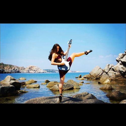 Territoriodansa Ballerina Ballet Dancer Bass Dance Dancing Sardinia Sardegna Italy  #Santateresagallura Municca