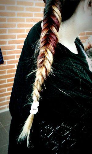 Hairstyle Hair At School Redhead