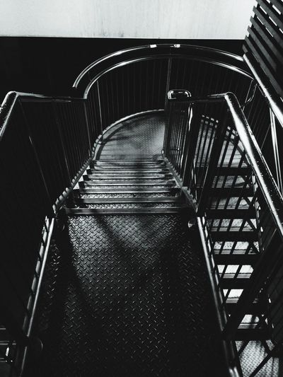 Stairway to hell ? Walk Alone