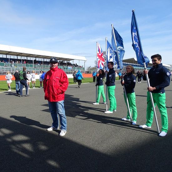 Rolezinho dentro da pista de Silverstone! Walk inside Silverstone race track! Wec Fia FIAWEC Silverstone