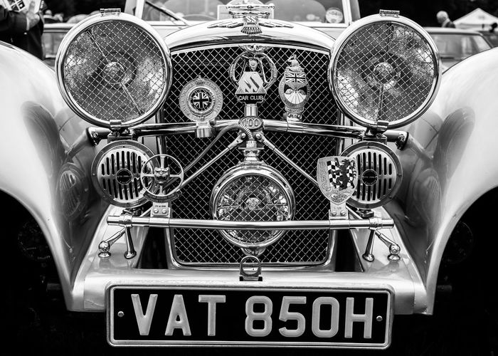 Classic Car Drastic Edit Lights Restoration Blackandwhite Close-up Day High Contrast Human Hand Land Vehicle Mode Of Transport Outdoors People Transportation The Week On EyeEm