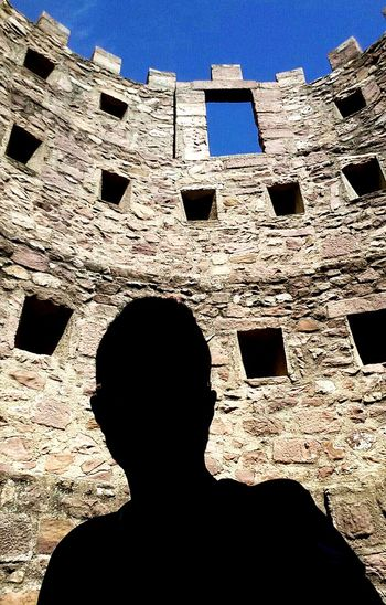 Gladiator !! That's Me Check This Out Landscape_photography Tadaa Community Silhouette Taking Pictures The Purist (no Edit, No Filter) From My Point Of View EyeEm Gallery Silhouettes Beauty Light And Shadow Popular Photos Blue Sky Darkness And Light Getting Inspired Old Buildings