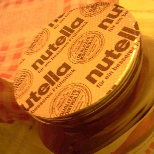 Nutella Germany Nemčija Deutch The Best