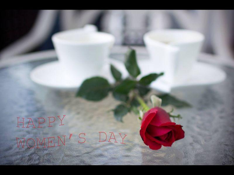 Happy Woman Day. Heforshe Rose🌹