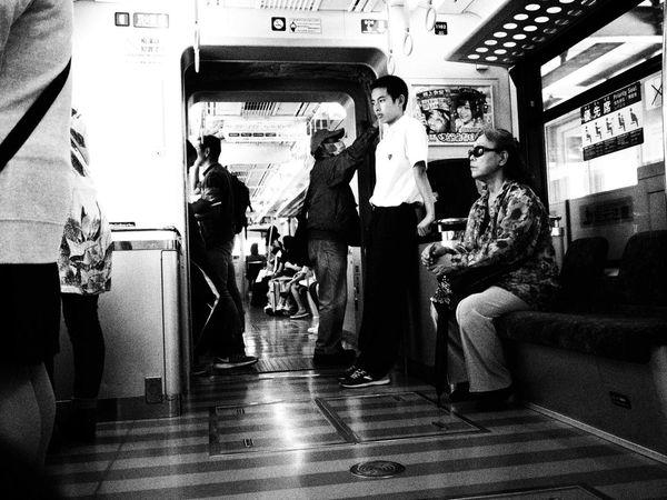 Japenesestyle Naha-shi Naha City Lifestyles City Life Black & White Black And White Photography Blackandwhite Black And White No Titte EyeEm China