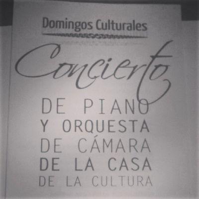 Fue todo un éxito como siempre Concierto de Piano CasaDeLaCultura Tlaxiaco Música Amor