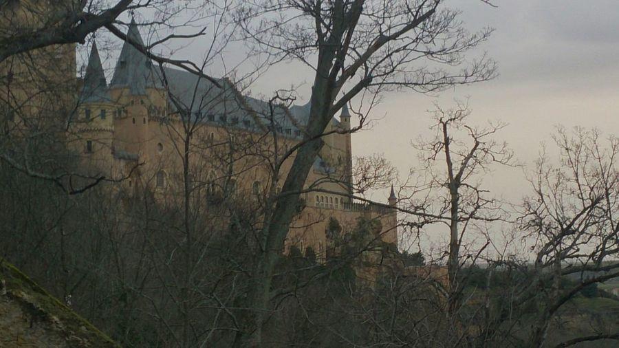 Otra Vista del Alcázar Segovia