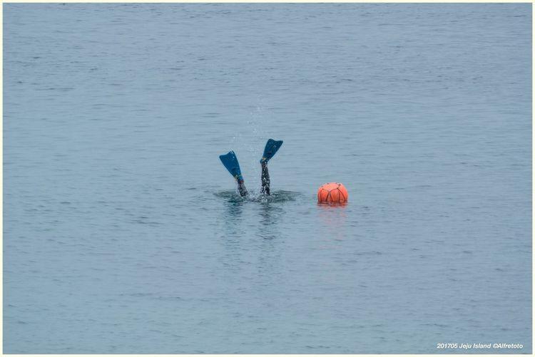 JEJU ISLAND  Haenyo Female Diver