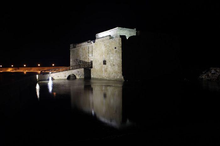 Castle Harbour Limani Reflection Evening Fresh On Eyeem