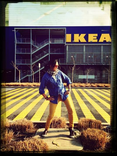 IKEA Outfit