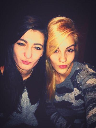 Polishgirl BrownHair Blondhair Withfriend Selfie ✌ Selfie ♥ Friendship Friends ❤ She Dziuubki