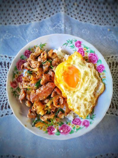EyeEm Selects Food Breakfast Egg Thai Food Thai Foods Thai Food Good Taste Thai Food Style Thai Food 😋 Thai Food Menu Thai Foods Foodphotography Thai Food -style Thai Foodtime Food Stories