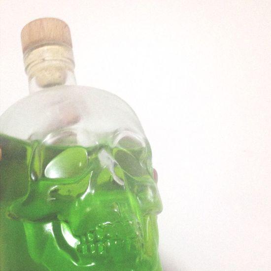Bones Absinthe Poison What's Your Poison?