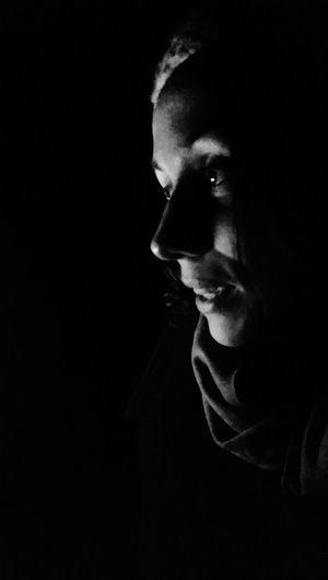 Black & White Portrait Portrait Of A Woman Close-up Portrait Beautiful Girl Black And White