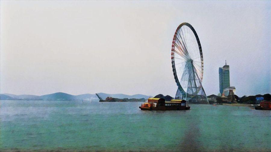 Ferris Wheel Wuxi