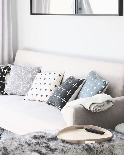 Its time to get new cushions cover because as getting too old 🙈 Home Decor Followme Interiorstyling Home Sweet Home Living Room Perth Home Interior First Eyeem Photo EyeEm Best Shots Home Interior