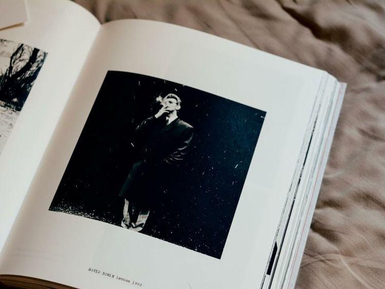 ❤️ Memories Anton Corbijn David Bowie