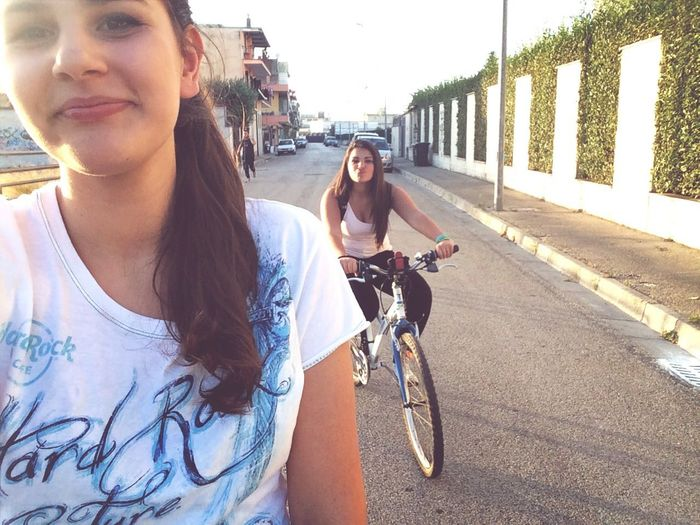 Bike Riding Bike Bestfriens Life