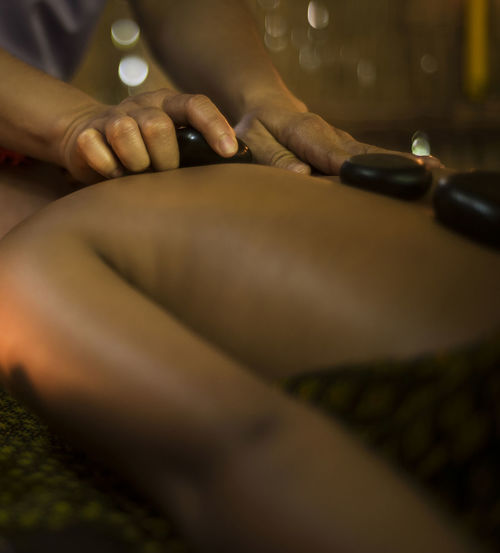 Asian Exotic Natural Therapy asian spa massage ASIA Exotic Natural Thai Thailand Asian Massage Asian Spa Cozy Indoors  Massage Massage Therapy Spa Traditional Tropical