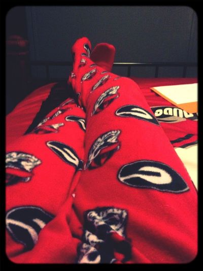 Footies Pjs!