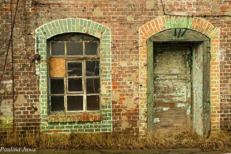 Gdansk (Danzig) Industry Poland Day Door Gdansk_official No People Old Buildings Seaport Trojmiasto Window EyeEmNewHere Stories From The City