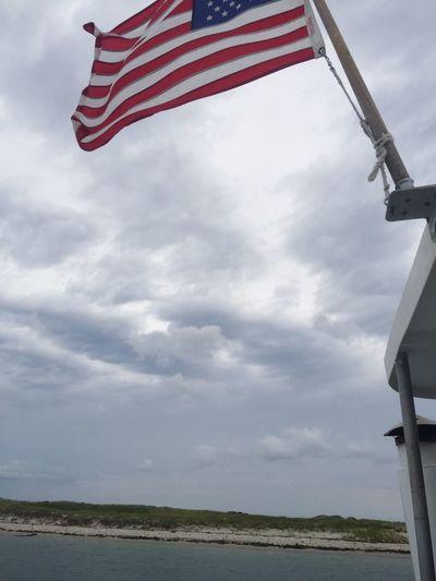 Flag Sky Cloud - Sky Day Boats⛵️ Fishing The Week On EyeEm