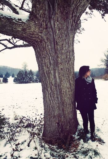 Enjoyed a very nice walk outside(: Winter Walks Enjoying Life
