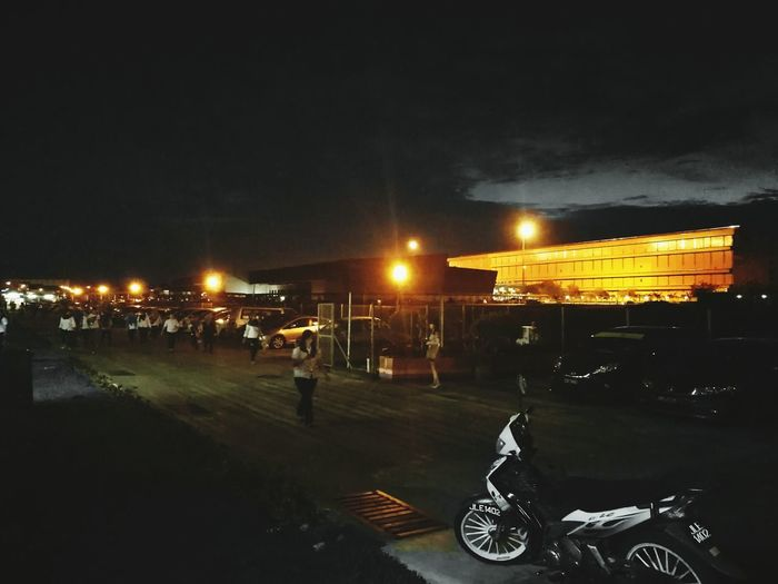 Night environment Sky Outdoors Outdoors Photograpghy  Beauty In Nature Nightshift Enjoying Life