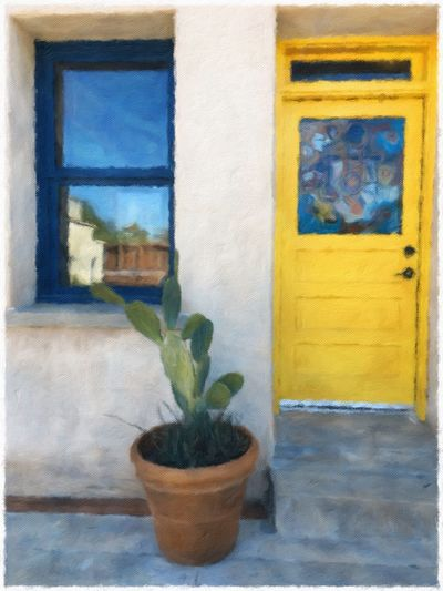 Streetphotography Street Photography Door Houses And Windows House And Door Colorful Houses House Front Painting Artistic Photo