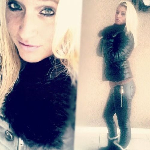 melanie Zwart Blond