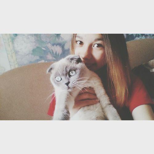 Love♥ лав мою котэйку