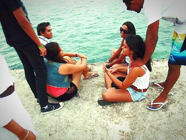NOstress Praiadepontaverde Beachphotography Goodvibes✌️ Friends Friends ❤
