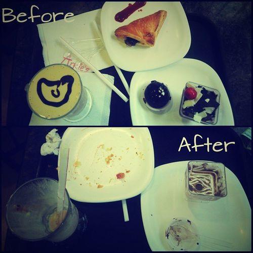 Breakfast Arkies Withbestie OvercomingHangover iLoveChocolateEndOfPartySeason