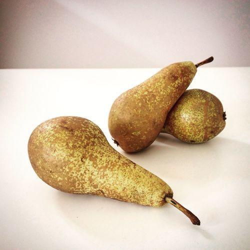 Pear Close-up