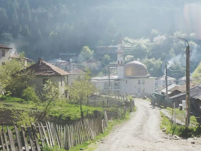 Bulgaria In The Middle Of Nowhere Small Town Feel Nice Atmosphere