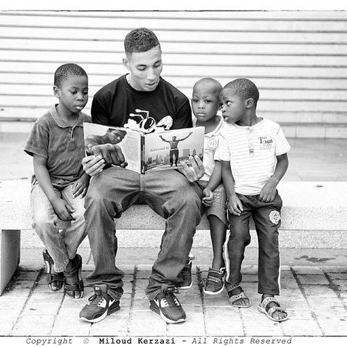 Photography Hood Amrane Quartier Kids