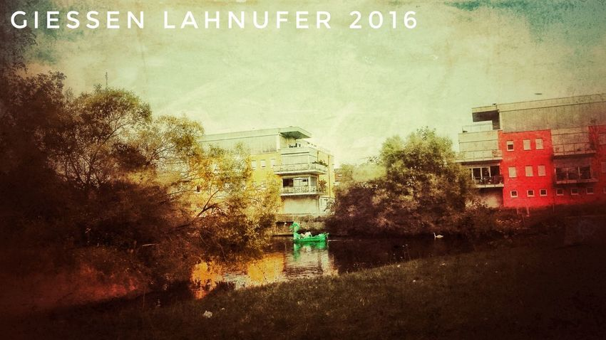 Outdoors Lahnufer Lahn Giessen