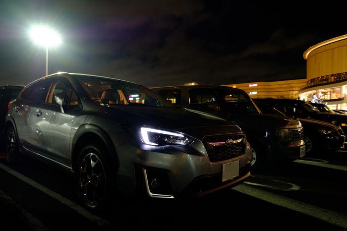 Automobile Crostrek Japan Japan Photography Subaru Subaru Xv Car Land Vehicle Subie Transportation Xv すばる スバルXV 幕張 Nightphotography