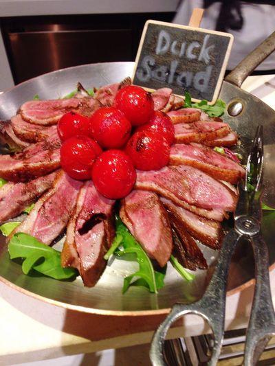 St Regisbangkok Italianfood Food And Drink Freshness Fruit Healthy Eating Wellbeing Indoors  Table Ready-to-eat Plate Vegetable