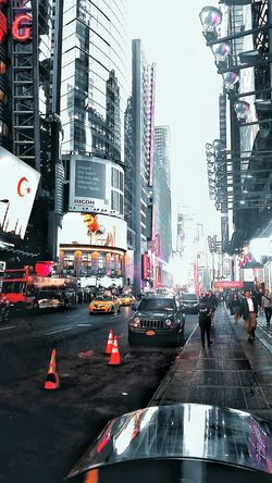 42 Street Broadway Bright Lights Nightphotography Night Lights Manhattan Neon Sign
