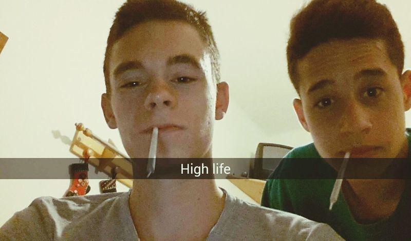 Weed Marijuana 420 Enjoying Life