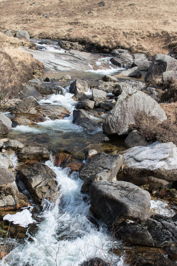 Glen Rosa on Isle of Arran Deer Goatfell  Isle Of Arran  Nature Scotland Animal Canon EOS 750D Cloud - Sky Glen Rosa Landscape Long Exposure March Mountain Range River Scenics Sigma30mm F1.4art Snowcapped Mountain Stones Water Wide Angle