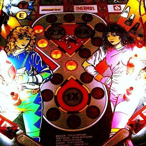 Pinballqueen Rollerderbyqueen